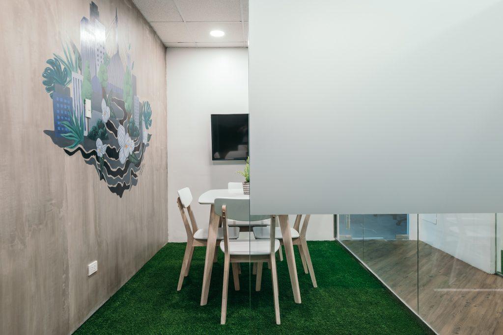 Booth and Partners Tonasket Meeting Room