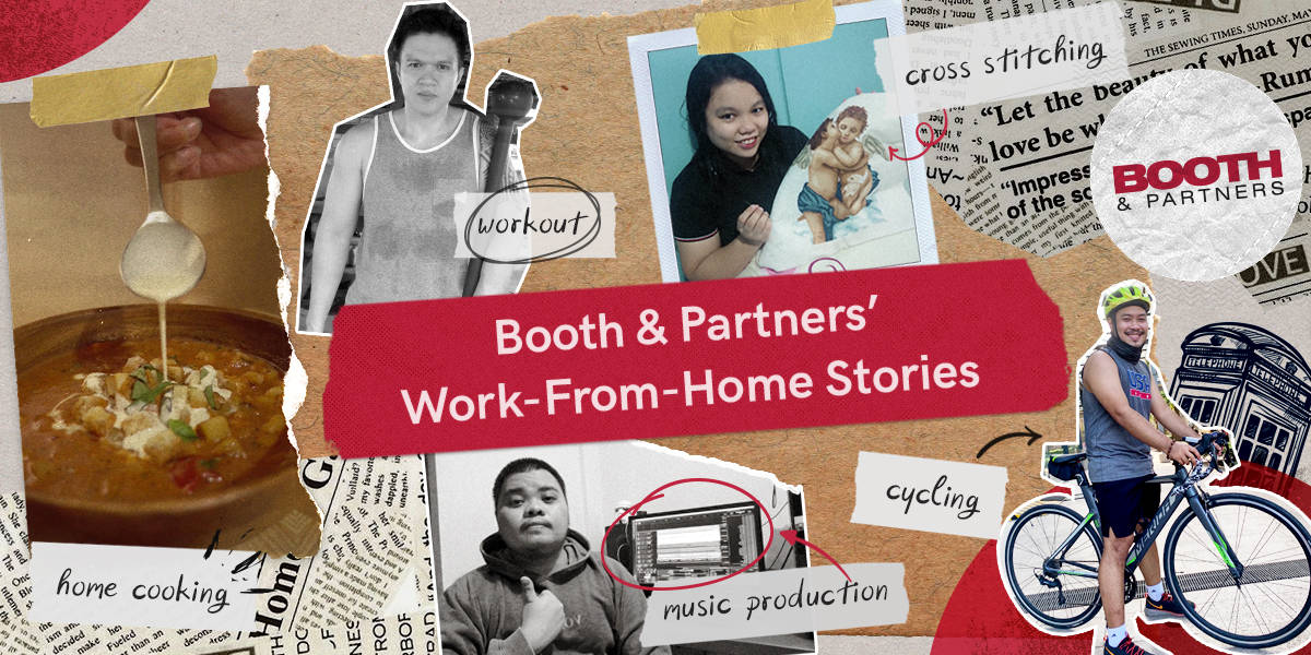 5 Work-From-Home Stories from Our Tribe - Blog - Booth & Partners