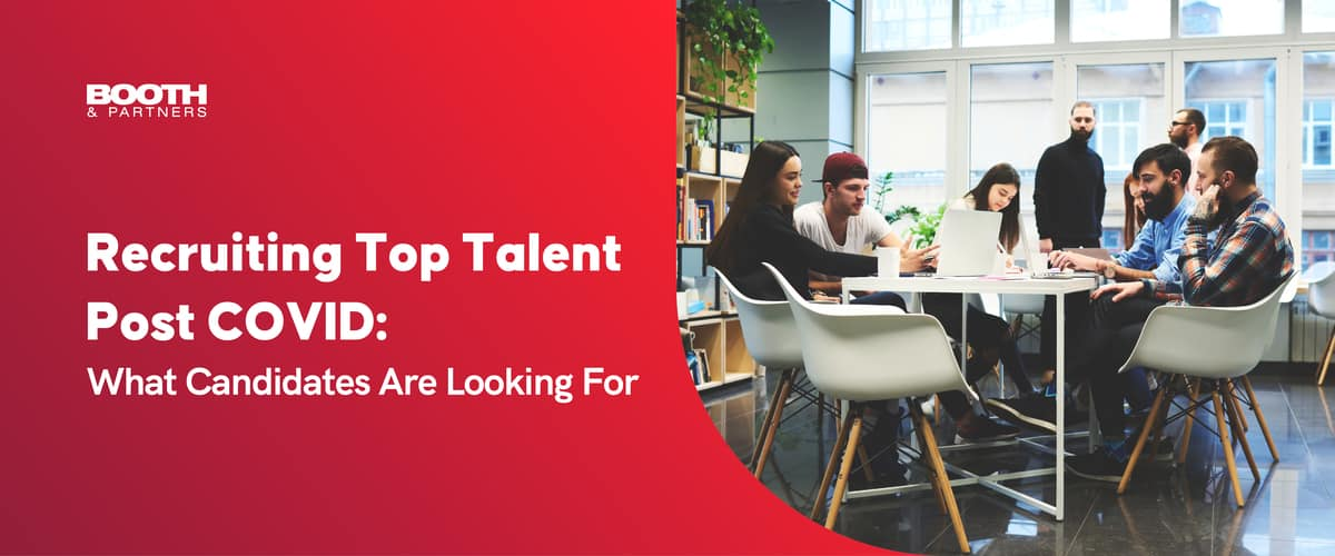 Recruiting top talent