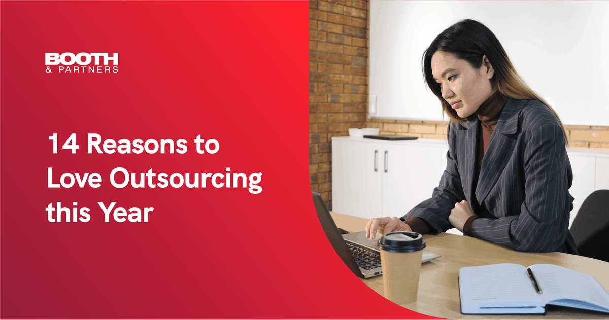 14 reasons to love outsourcing this year