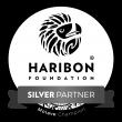 Haribon Molave Badge - Gray_with white bg